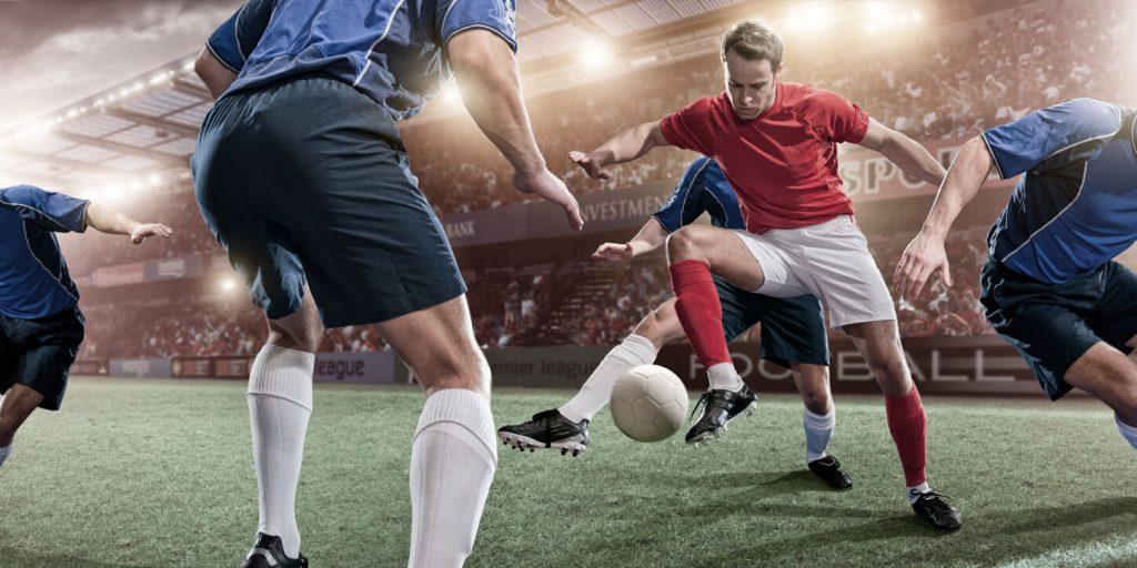 Fotball er den store sporten innenfor sportsbetting